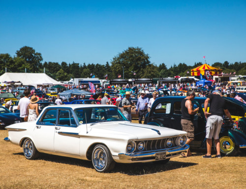Lancaster Insurance 'gears' up for Tatton Park classic car shows